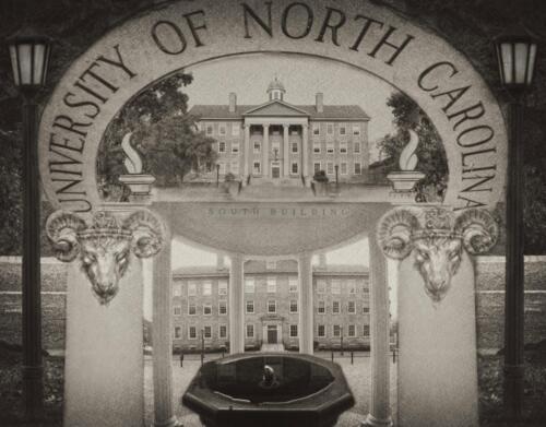UNC South Building